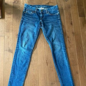 Levi's 521 skinny jeans